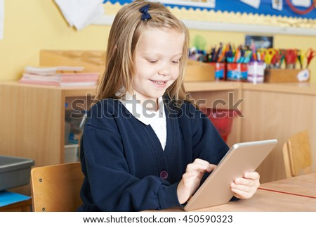 Classroom Tablet Stock Images, Royalty-Free Images & Vectors ...
