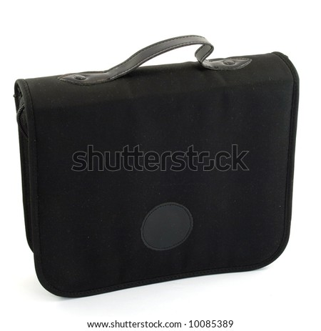 female fashion bag studio isolated