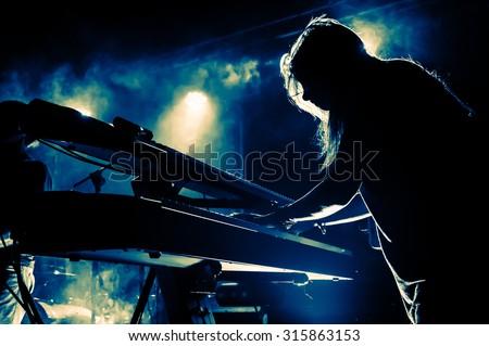 keyboard player stock images royaltyfree images