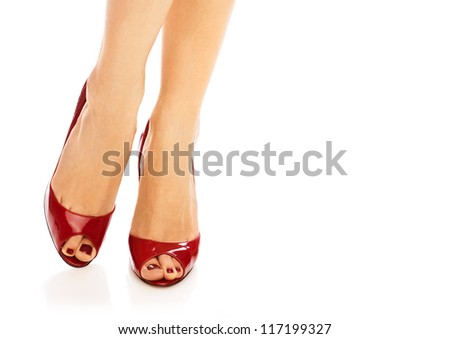 Would The Peep-Toes Male?