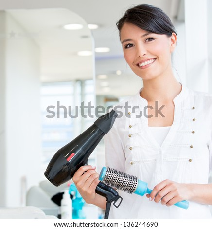 hair stylist research paper