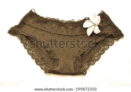 Female underwear - stock photo