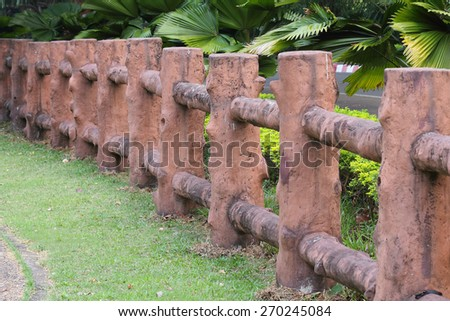 fence,hedge,hurdle,wall,blur - stock photo