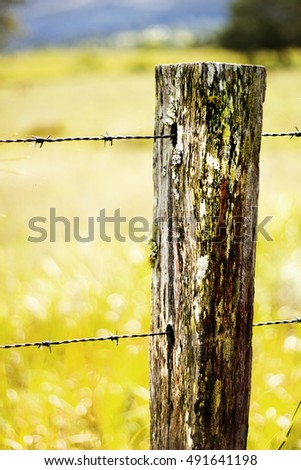Farm Fence Stock Images Royalty Free Images Amp Vectors