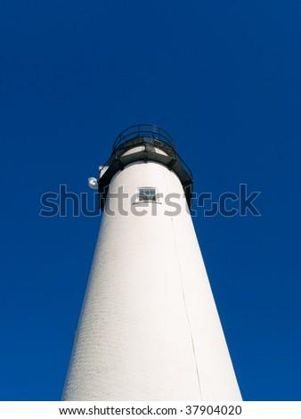 Fenwick Lighthouse - stock photo