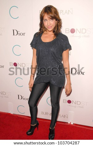 Fernanda Romero  at the Los Angeles Premiere of 'Burning Plain'. Bond Street, Beverly Hills, CA. 09-14-09