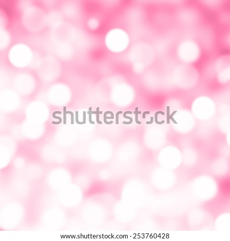 Festive abstract background with soft colored bokeh and defocused sparkle  lights.  Holiday Christmas Party background with blurry boke special magic effect. - stock photo