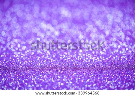 Festive Christmas background. Abstract twinkled bright background with bokeh defocused lights - stock photo