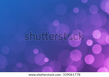 Festive Christmas elegant abstract background with bokeh lights - stock photo