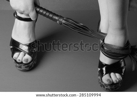 Fetish - stock photo