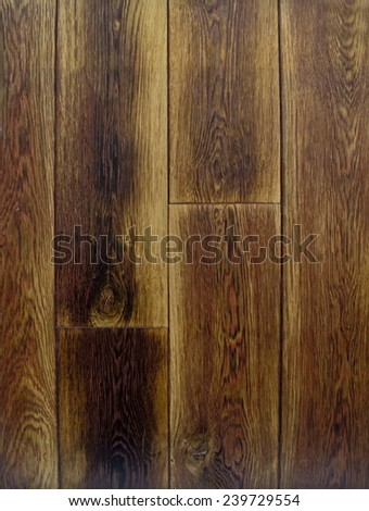 Fiery red boards. The background texture. - stock photo