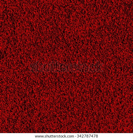Fiery red-hot rocky surface. Seamless texture - stock photo