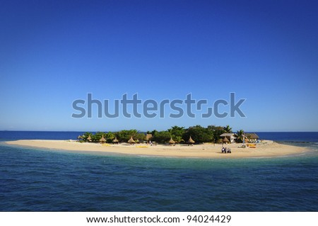 Fiji Island - stock photo