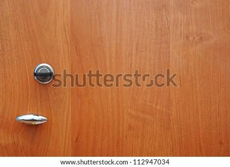file cabinet keys - stock photo