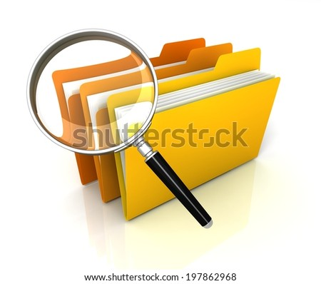 file or folder search