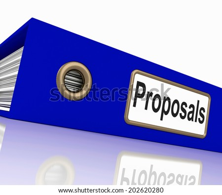File Proposals Meaning Game Plan And Activity