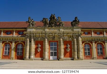 Film Museum in Potsdam, Germany - stock photo