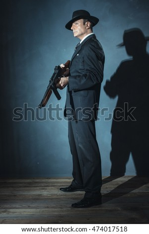Gangster Stock Images Royalty Free Images Amp Vectors