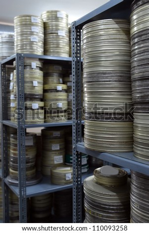Movie archive