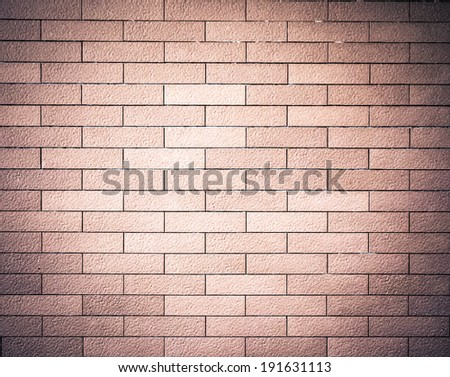 Filtered-Red Brick texture background pattern
