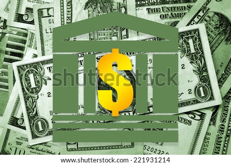 Finance and banking - stock photo