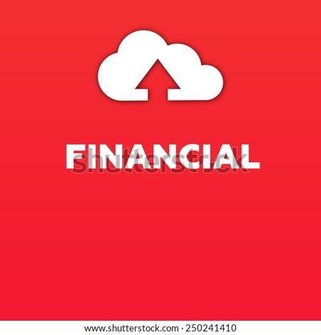 FINANCIAL - stock photo