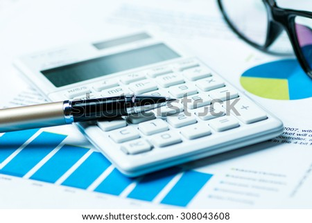 financial accounting analysis concept