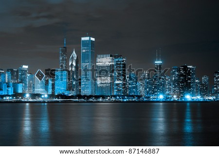 Financial District - stock photo