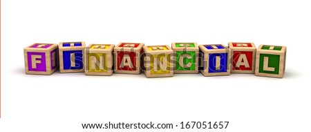 Financial Play Cubes