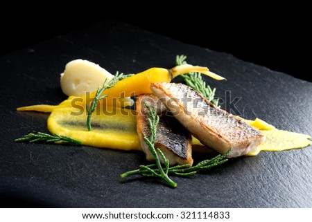 Fine Dining Food Stock Images Royalty Free Images Vectors Shutterstock