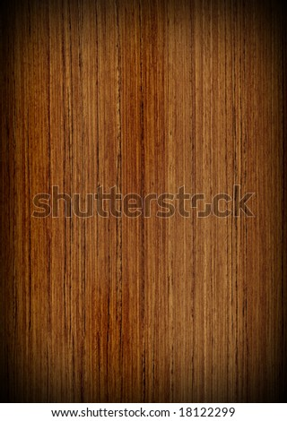 fine image of wood teak texture - stock photo