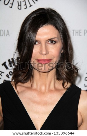 Finola Hughes at General Hospital: Celebrating 50 Years and Looking Forward, Paley Center for Media, Beverly Hills, CA 04-12-13