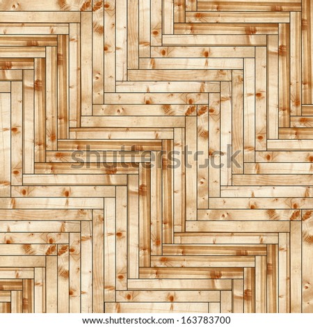 fir wood parquet design for floor finishing