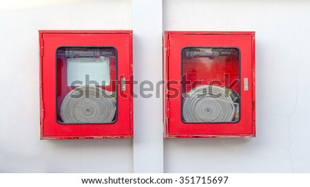 fire extinguish equipment