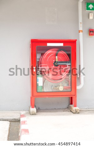 fire extinguisher equipment