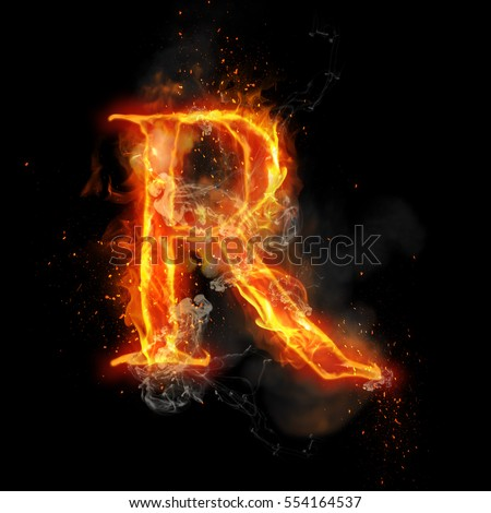 fire letter stock images, royalty-free images & vectors | shutterstock