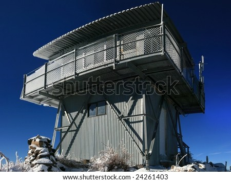 Fire Lookout Tower