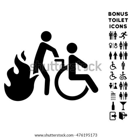 Emergency Evacuation Plan Symbols