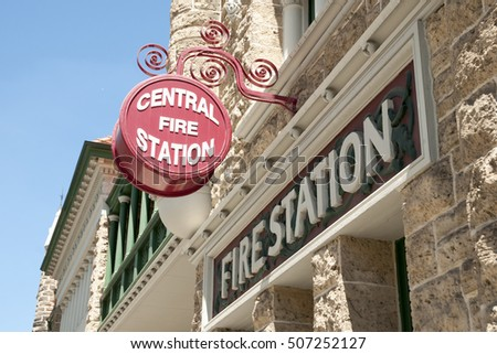 Fire Station - Perth - Australia