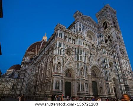 Firenze Duomo. Italy. - stock photo