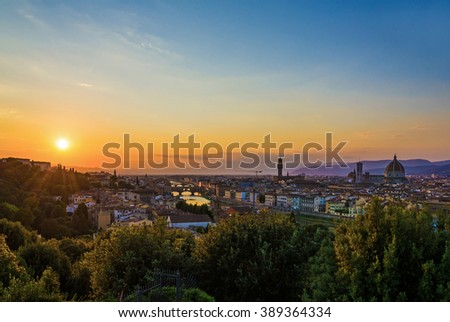 Firenze (Florence, Tuscany) - The city of Renaissance