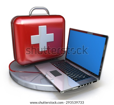 First aid for laptop