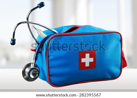 First Aid Kit, Medicine, Charity and Relief Work.