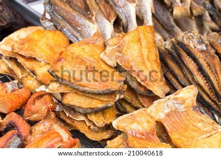 Fish, Chips - stock photo