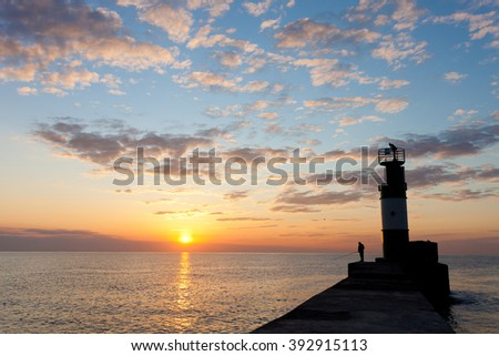 Fisherman and 
