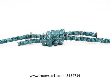 fisherman's knot - stock photo