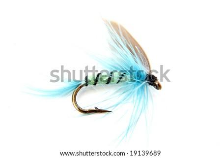Fishing bait - stock photo