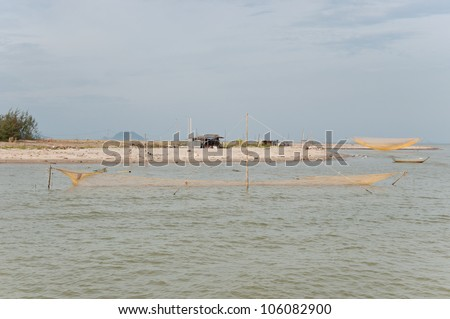Fishing Gear - stock photo