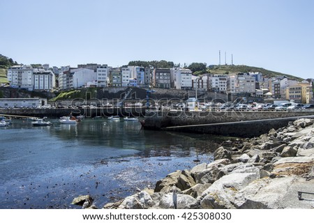 Fishing village of Malpica