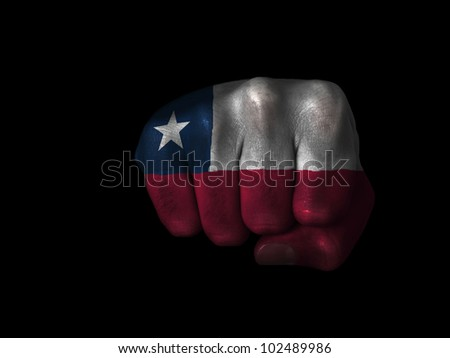Fist of Chile